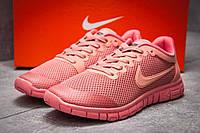 Кроссовки женские 12993, Nike Air Free 3.0, коралловые, < 37 > р. 37-23,1см., фото 1