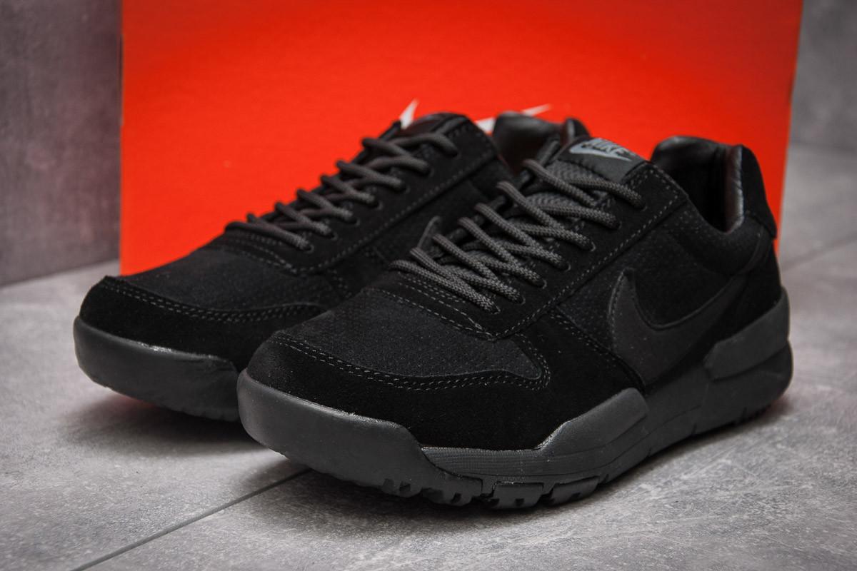 Кроссовки мужские 13151, Nike Apparel, черные, < 41 > р. 41-26,0см.