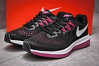 Кроссовки женские 13181, Nike Zoom Pegasus V4, черные, < 40 > р.40-25,9, фото 1