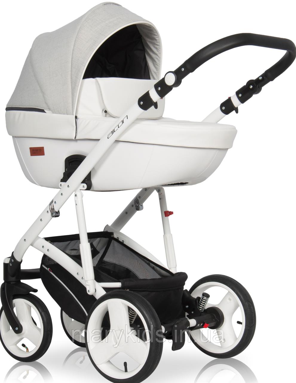 Детская универсальная коляска 3 в 1 Riko Aicon 01