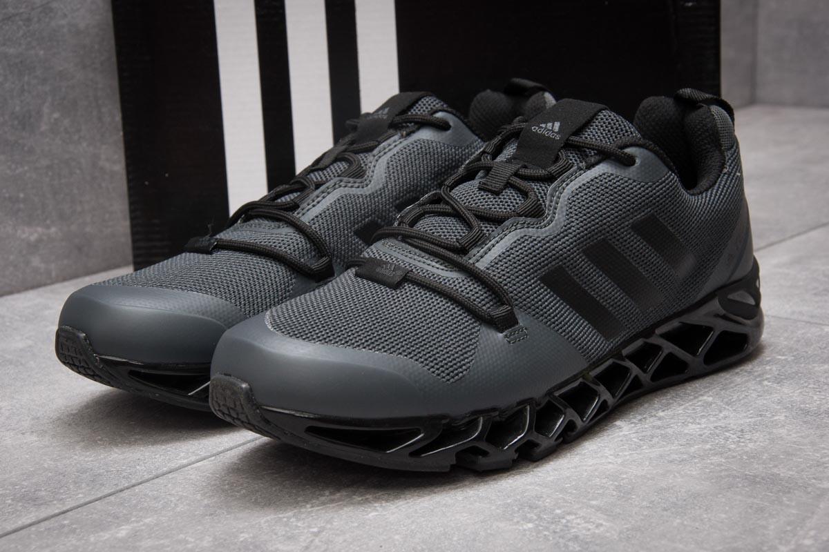 Кроссовки мужские 13592, Adidas Terrex, серые, < 42 > р.42-27,1