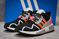 Кроссовки женские 13691, Adidas EQT Cushion ADV, черные, < 36 37 40 > р.36-23,1, фото 1
