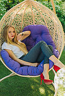 Кресло кокон для сада Эмилия ЮМК