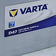 Аккумулятор VARTA 6CT 60 Blue Dynamic (D47), фото 5