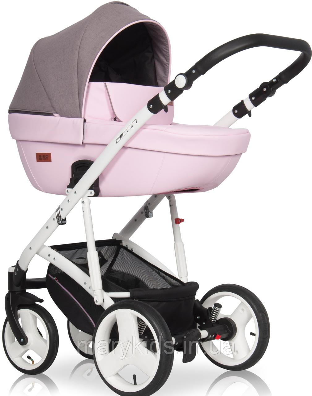 Детская универсальная коляска 3 в 1 Riko Aicon 05