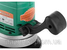 Шлифмашина вибрационная 125/150 мм Sturm 450 Вт OS8120R, фото 2