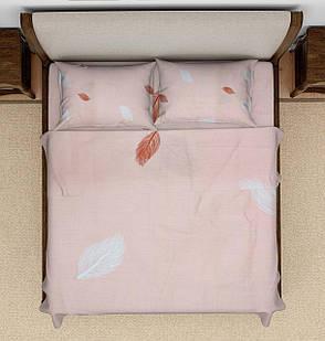 Комплект постільної білизни DOTINEM Seni Бязь сімейний 150х215 (8809-105), фото 2
