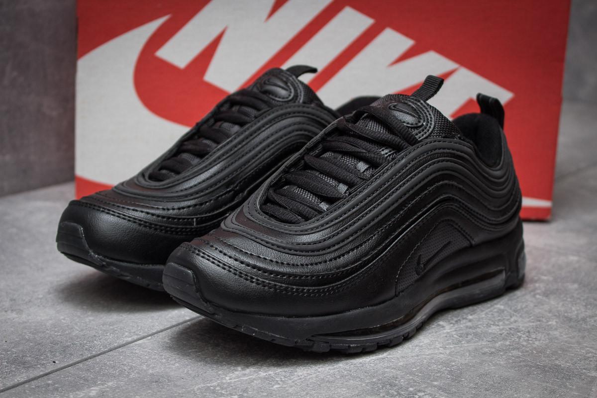 Кроссовки женские 14181, Nike Air Max 98, черные, < 38 41 > р. 38-23,3см.