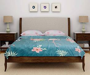 Комплект постельного белья DOTINEM Seni Бязь семейный 150х215 (8809-107), фото 2