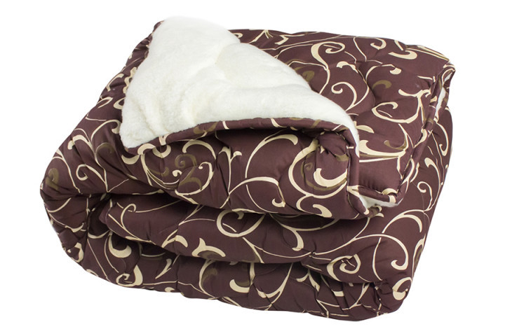 Одеяло Уют меховое 150х210 см (211716-1)
