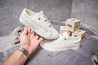 Кроссовки женские 14292, Ideal White, белые, < 36 > р. 36-22,3см., фото 1