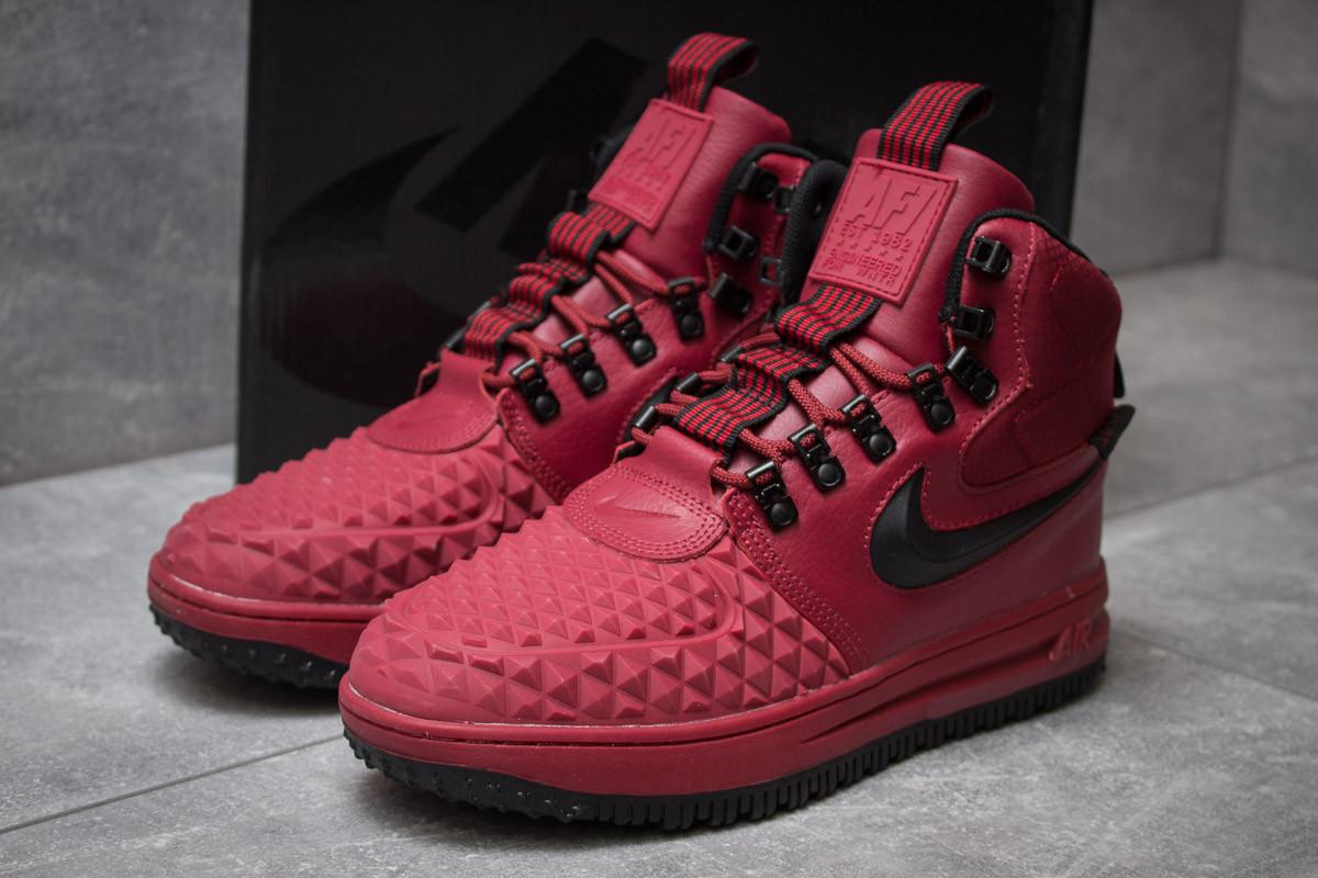 Кроссовки мужские 14394, Nike LF1 Duckboot, бордовые, < 42 44 > р. 42-27,0см.