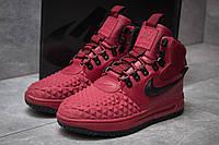 Кроссовки мужские 14394, Nike LF1 Duckboot, бордовые, < 42 44 > р. 42-27,0см., фото 1