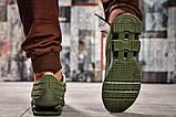 Кросівки чоловічі 14735, Adidas Porsche Desighn, зелені, [ 45 ] р. 45-29,0 див., фото 3