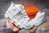 Кросівки жіночі 14774, Nike Air Uptempo, білі, [ 39 ] р. 39-25,4 див., фото 2