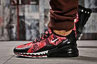 Кроссовки мужские 14836, Nike Air 270, черные, < 45 > р.45-29,0, фото 1