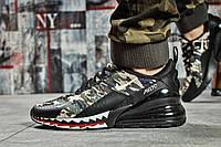 Кроссовки мужские 14838, Nike Air 270, черные, < 43 45 > р. 43-27,7см., фото 1