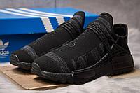 Кроссовки мужские 14921, Adidas Pharrell Williams, черные, < 42 43 44 > р.42-27,0, фото 1