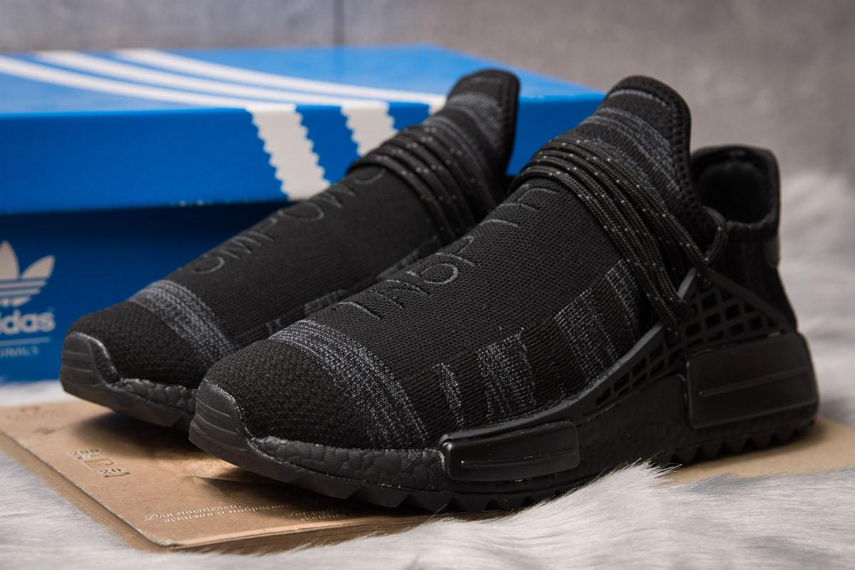 Кроссовки мужские 14921, Adidas Pharrell Williams, черные [ 43 44 ] р.(43-28,0см)