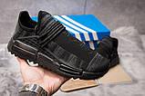 Кроссовки мужские 14921, Adidas Pharrell Williams, черные [ 43 44 ] р.(43-28,0см), фото 2