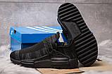 Кроссовки мужские 14921, Adidas Pharrell Williams, черные [ 43 44 ] р.(43-28,0см), фото 4
