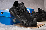 Кроссовки мужские 14921, Adidas Pharrell Williams, черные [ 43 44 ] р.(43-28,0см), фото 5