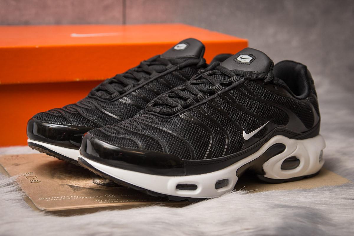 Кроссовки мужские 14952, Nike Tn Air, черные, < 43 45 46 > р.43-27,7