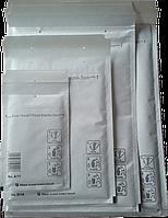 Конверт Бандерольный №12 120х215 Польща Білий (200 шт.)