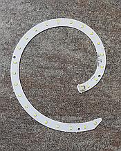 Светодиод 12w 6000K 2B12C Светодиод Д198 мм. для светильника таблетка / Матрица для таблетки