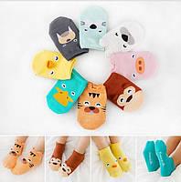 Детские носки в виде животных дитячі носки шкарпетки у вигляді тварин