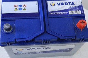 Аккумулятор VARTA 6CT 60Ah Blue Dynamic ASIA [–|+] (D47 )