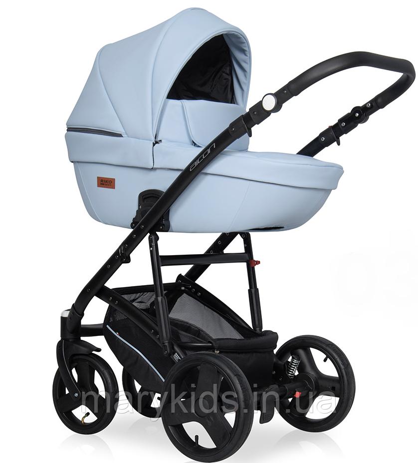 Детская универсальная коляска 3 в 1 Riko Aicon Pastel 03