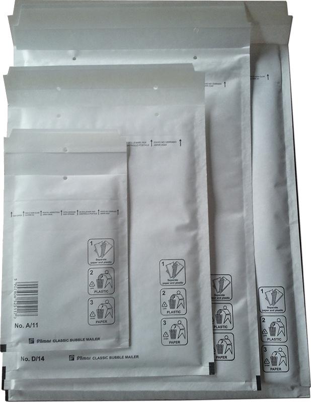 Конверт Бандерольный CD 180х160 Польша Белый