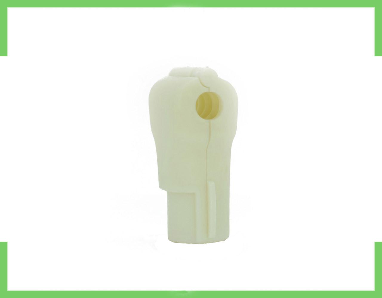 Стоплоки для крючков диаметр 4 мм, (белый)