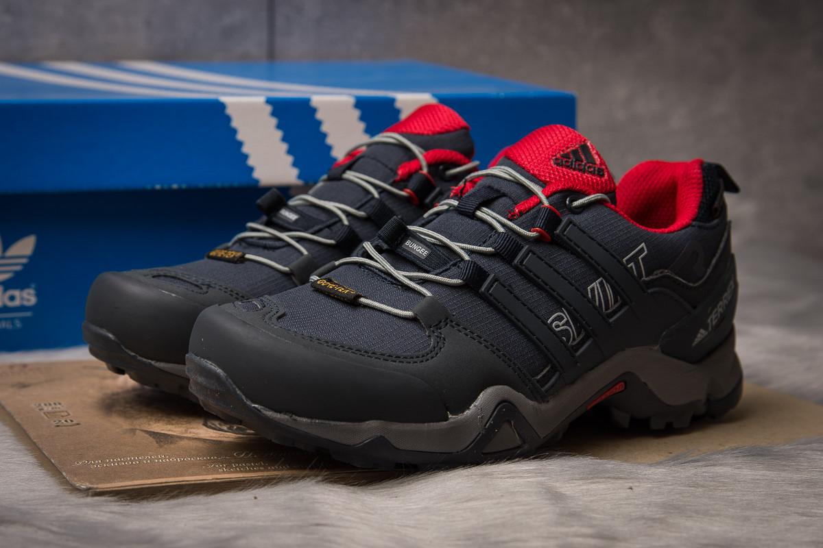 Кроссовки женские 15093, Adidas Terrex Swift, темно-синие, < 37 38 > р.37-23,3