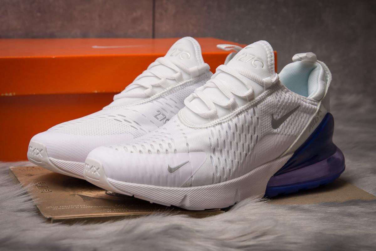 Кроссовки мужские 15114, Nike Air 270, белые, < 42 > р. 42-26,9см.