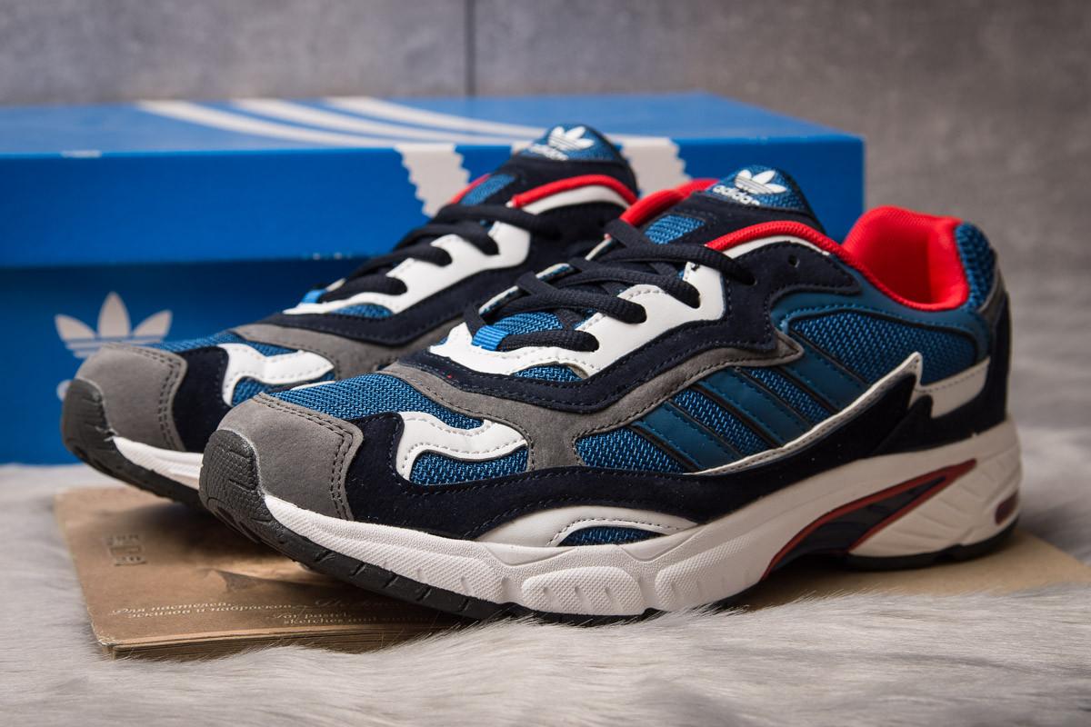 Кроссовки мужские 15153, Adidas Adiprene, темно-синие, < 43 > р.43-28,0