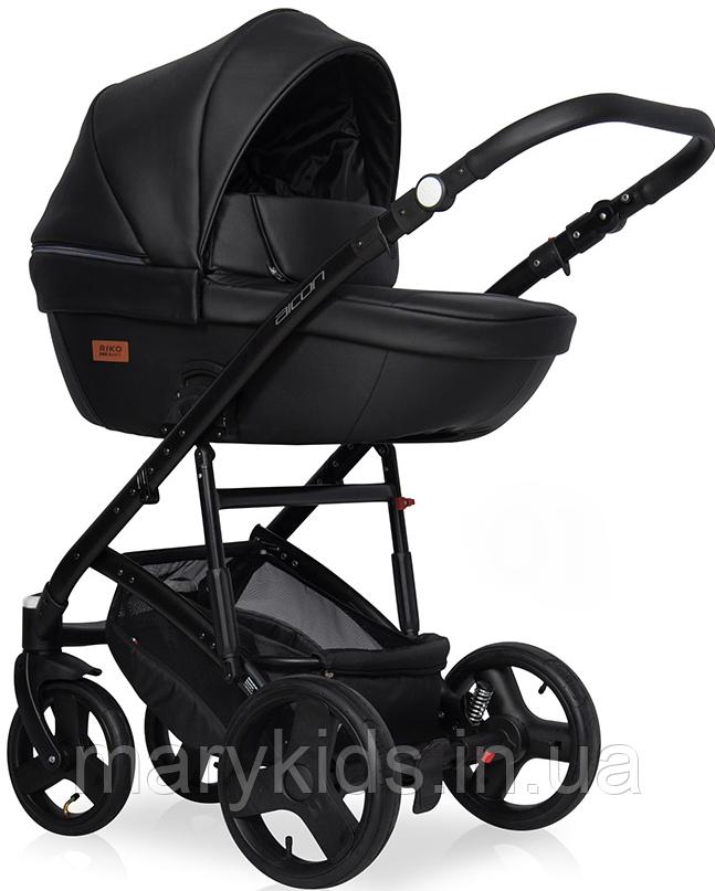 Детская универсальная коляска 3 в 1 Riko Aicon Ecco 01