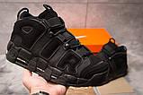Кроссовки мужские 15212, Nike Air Uptempo, черные [ 43 ] р.(43-27,7см), фото 2
