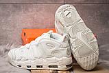 Кроссовки мужские 15213, Nike Air Uptempo, белые [ 44 ] р.(44-28,7см), фото 4