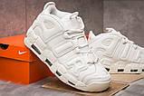 Кроссовки мужские 15213, Nike Air Uptempo, белые [ 44 ] р.(44-28,7см), фото 5