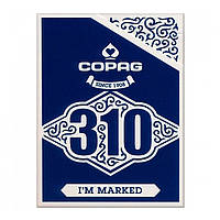 Краплёные карты Copag 310 I'm Marked (Синие)