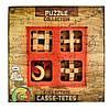 Набор деревянных головоломок Extreme