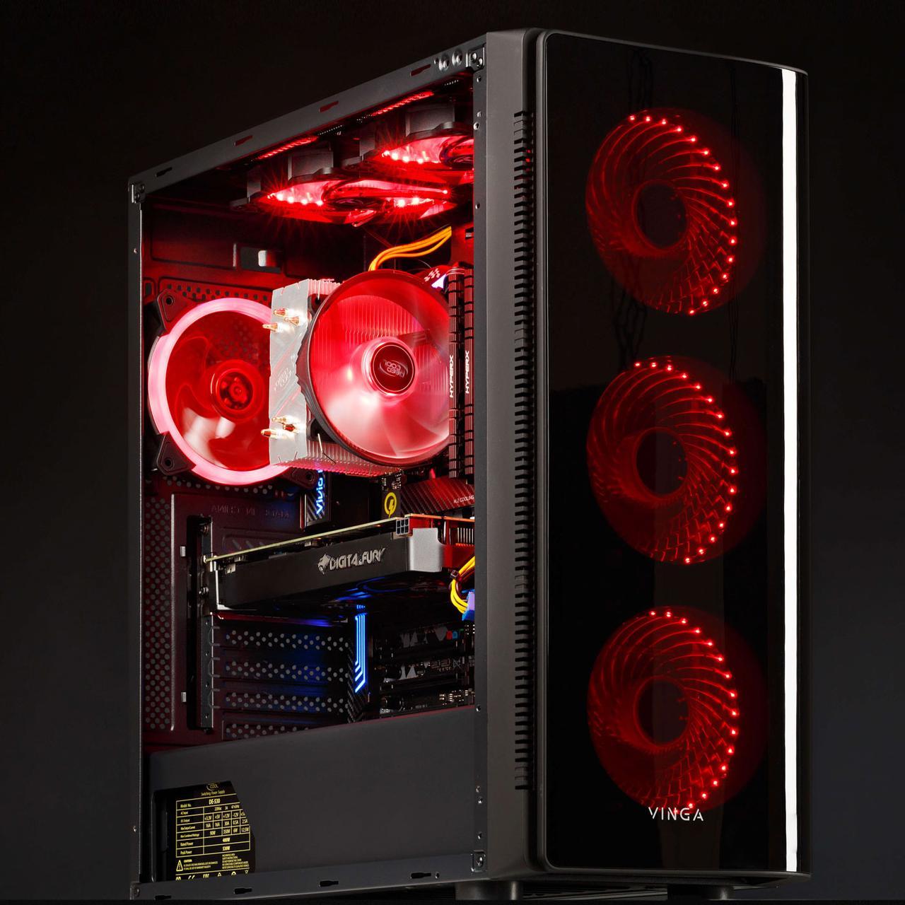 Ігровий комп'ютер JACK RED