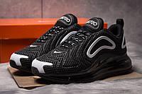 Кроссовки мужские 15255, Nike Air Max, черные, < 44 > р. 44-28,2см., фото 1