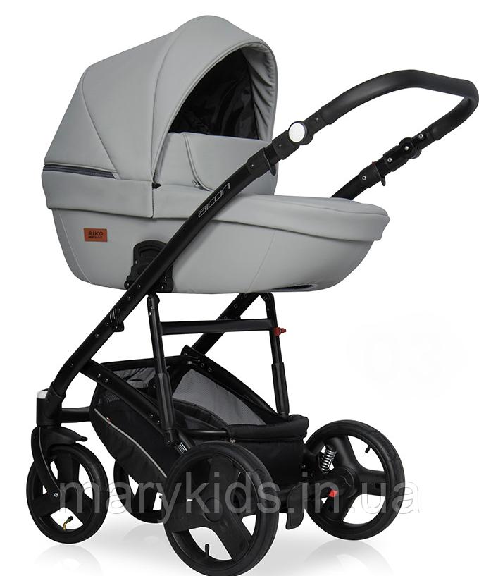 Дитяча універсальна коляска 3 в 1 Riko Aicon Ecco 03