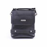 Мужская сумка 869-1 3-b черная