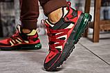 Кросівки чоловічі 15481, Nike Air, червоні, [ 41 ] р. 41-26,5 див., фото 4