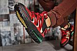 Кросівки чоловічі 15481, Nike Air, червоні, [ 41 ] р. 41-26,5 див., фото 5