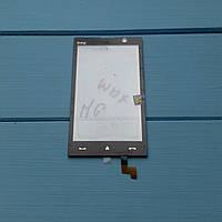 Сенсорный экран для HTC T8290 MAX 4G Black